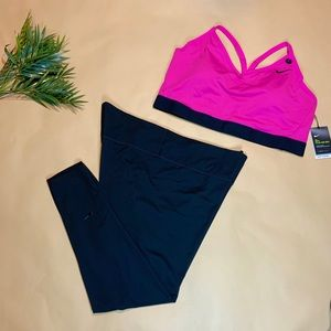 NEW Nike One Luxe Tights & Bra Bundle - Size 3X